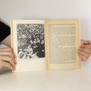 antikvární kniha Válka, mír a křesťanství, 1981