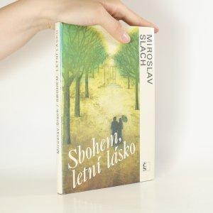 náhled knihy - Sbohem, letní lásko