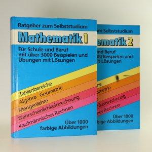 náhled knihy - Mathematik. I. a II. díl