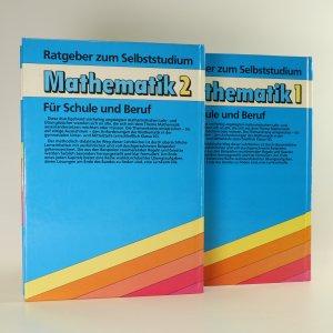 antikvární kniha Mathematik. I. a II. díl, neuveden