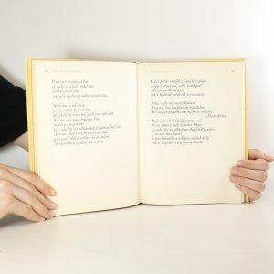 antikvární kniha Požár smyslů , 1977