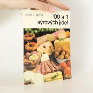 náhled knihy - 100 a 1 sýrových jídel