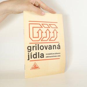 náhled knihy - Grilovaná jídla