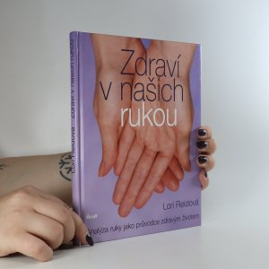 náhled knihy - Zdraví v našich rukou. Analýza ruky jako průvodce zdravým životem