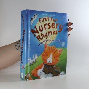 náhled knihy - First Fun Nursery Rhymes