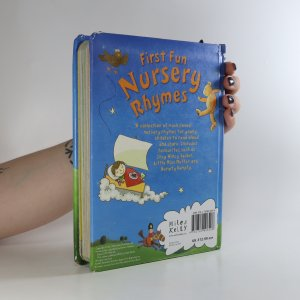 antikvární kniha First Fun Nursery Rhymes, 2014