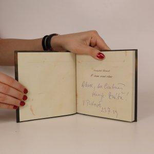 antikvární kniha O čem voní víno, 2008
