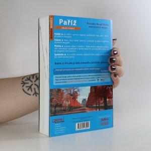 antikvární kniha Paříž (neobsahuje DVD), 2008