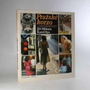 náhled knihy - Pražské korzo. Z malířova fotografického skicáře