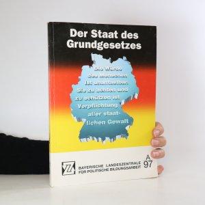 náhled knihy - Der Staat des Grundgesetzes