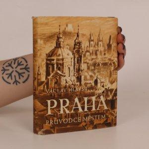 náhled knihy - Praha. Průvodce městem