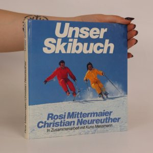 náhled knihy - Unser Skibuch