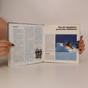 antikvární kniha Unser Skibuch, neuveden