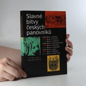 náhled knihy - Slavné bitvy českých panovníků