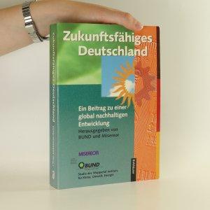 náhled knihy - Zukunftsfähiges Deutschland