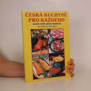 náhled knihy - Česká kuchyně pro každého