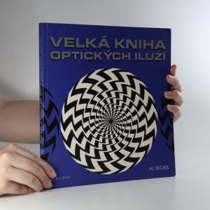 náhled knihy - Velká kniha optických iluzí
