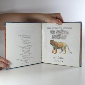 antikvární kniha Ze světa zvířat, 2002