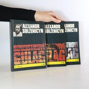 náhled knihy - Souostroví Gulag I. - III. díl (3 svazky, komplet)
