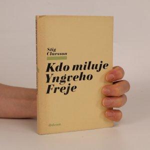 náhled knihy - Kdo miluje Yngveho Freje
