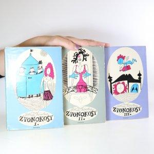 náhled knihy - Zvonokosy (3 svazky, viz foto)