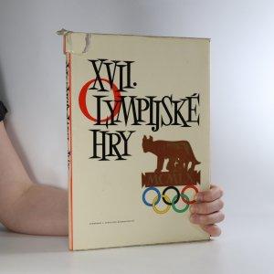 náhled knihy - XVII. Olympijské hry