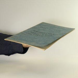 antikvární kniha Malostranský sportovní klub v Praze 1912 - 1932, 1932