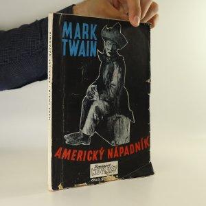 náhled knihy - Americký nápadník