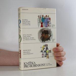 náhled knihy - Knížka pro Robinsony
