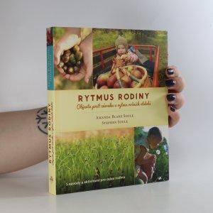 náhled knihy - Rytmus rodiny. Objevte pocit zázraku v rytmu ročních období
