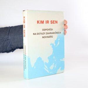 náhled knihy - Odpovědi na dotazy zahraničních novinářů