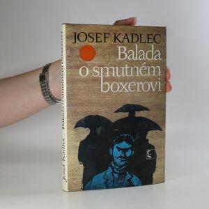 náhled knihy - Balada o smutném boxerovi