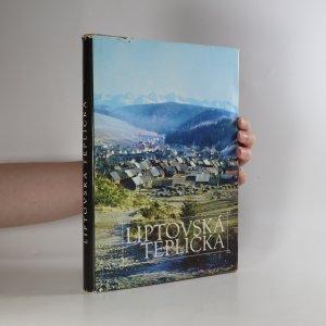 náhled knihy - Liptovská Teplička