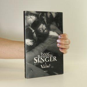 náhled knihy - Vášně a jiné povídky