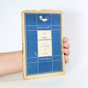 náhled knihy - Hus a doba před ním