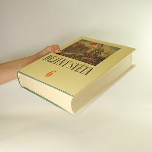 antikvární kniha Dějiny světa. 6. díl, 1964