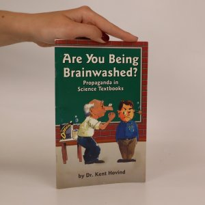 náhled knihy - Are You Being Brainwashed? Propaganda in Science Textbooks