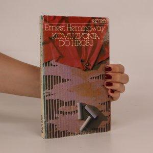 náhled knihy - Komu zvonia do hrobu