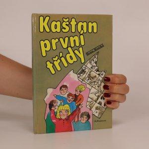 náhled knihy - Kaštan první třídy