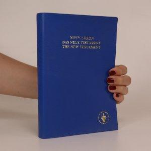 náhled knihy - Nový zákon. Das neue testament. The New Testament