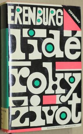 náhled knihy - Lidé, roky, život. Kniha 1.