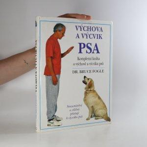 náhled knihy - Výchova a výcvik psa