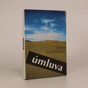 náhled knihy - Úmluva
