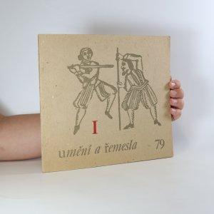 náhled knihy - Umění a řemesla. 1/1979