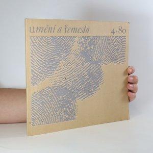 náhled knihy - Umění a řemesla 4/1980