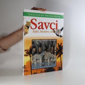 náhled knihy - Savci. Zajíci, hlodavci, šelmy (II. díl)