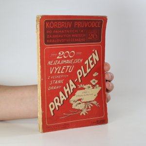 náhled knihy - Z Prahy do Plzně 1. část