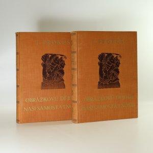 náhled knihy - Obrázkové dějiny naší samostatnosti (1.-2. díl)