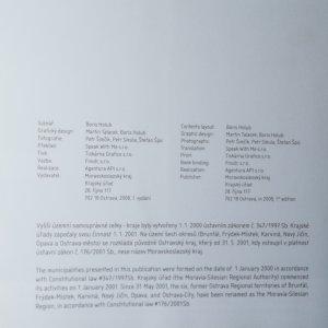 antikvární kniha Moravskoslezský kraj. Viděno třemi, 2008
