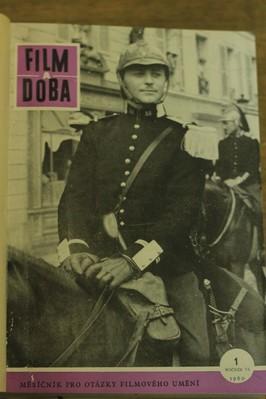 náhled knihy - Film a doba, ročník VI, 1960